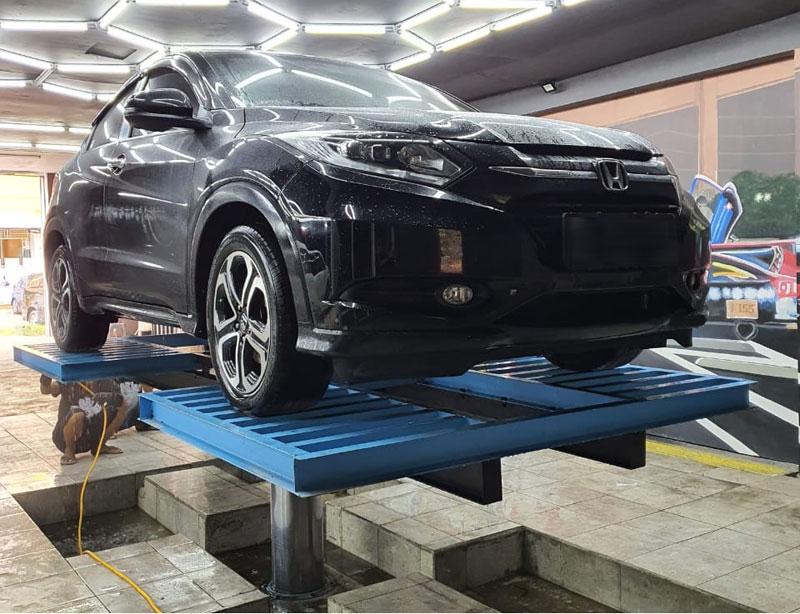 Modal Usaha Cuci Mobil Hidrolik dan Cuci Motor