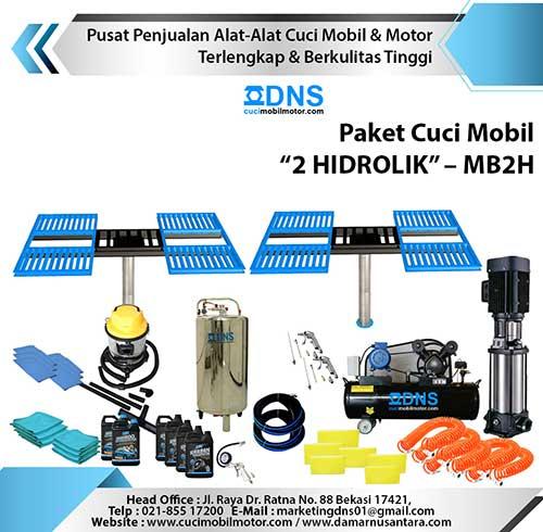 "Paket Cuci Mobil ""2 HIDROLIK"" – MB2H"
