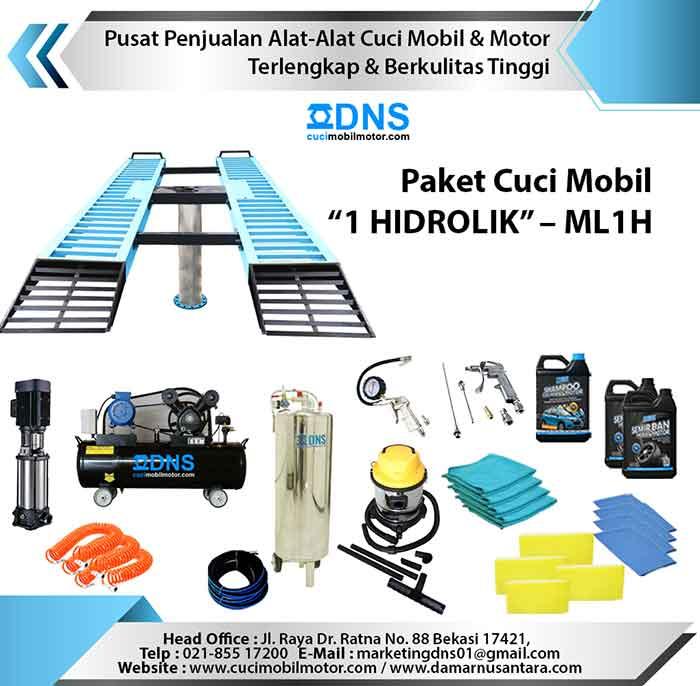 "Paket Cuci Mobil ""1 HIDROLIK"" – ML1H"
