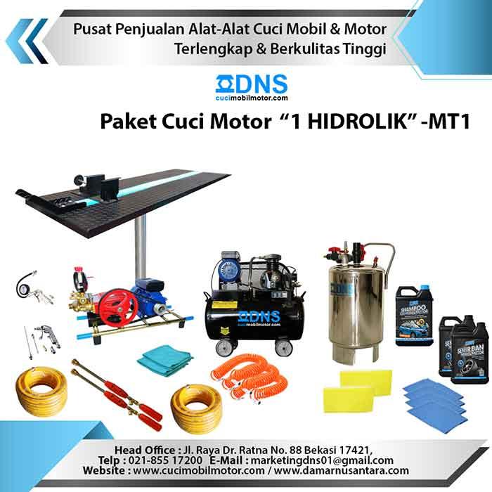 Paket Cuci Motor 1 HIDROLIK – MT1