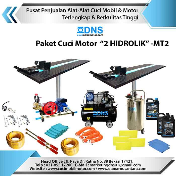 Paket Cuci Motor 2 HIDROLIK – MT2
