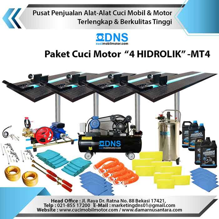 Paket Cuci Motor 4 HIDROLIK – MT4