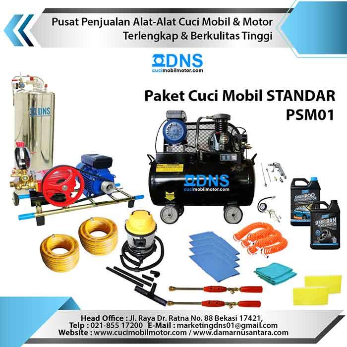 Paket Cuci Mobil STANDART PSM01