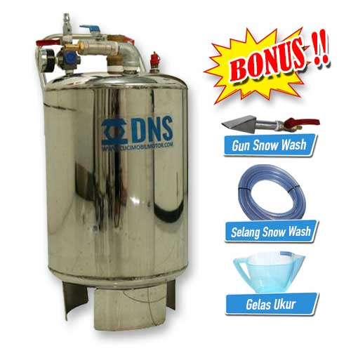 """DNS"" Tabung Snow Wash Little St.304"