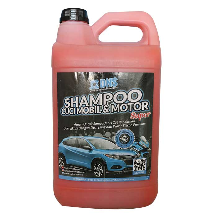 """DNS"" Konsentrat Shampo Snow Wash ( Super )"
