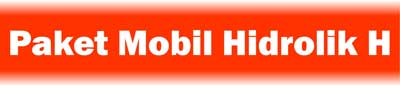 Paket Mobil Hidrolik H