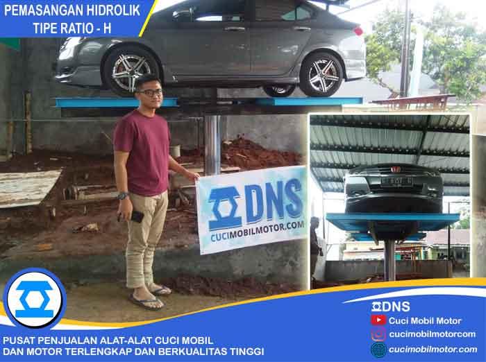 Pemasangan Hidrolik Ratio-H di Semarang