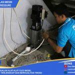 Proses Installasi Mesin High Pressure di Konsumen