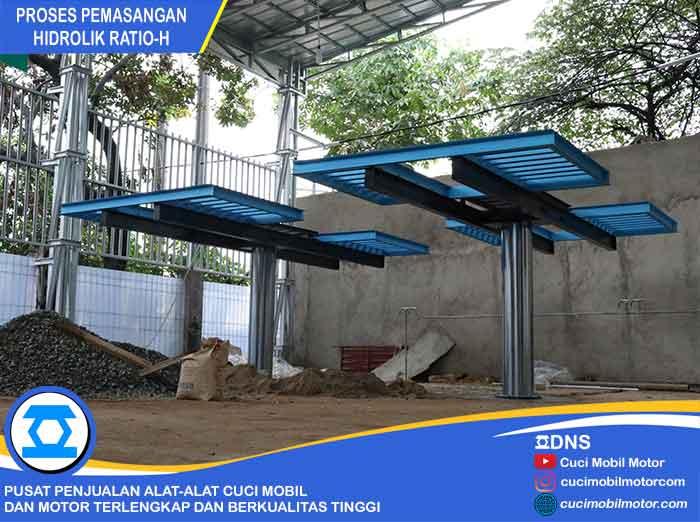 Hasil Pemasangan Ratio-H di Mustika Jaya, Bekasi