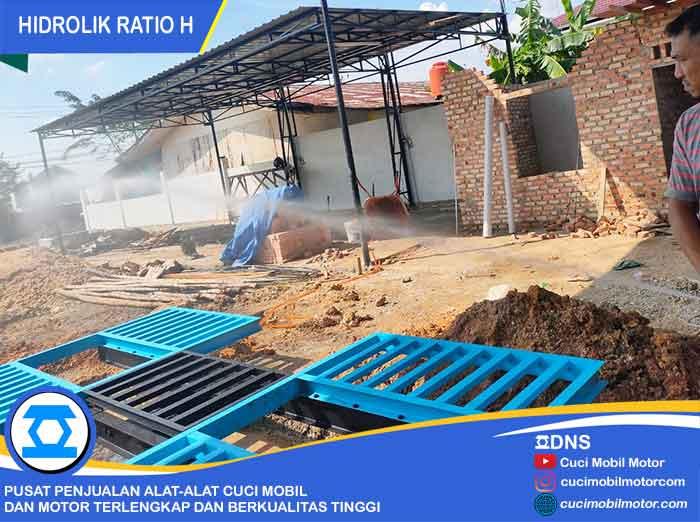 Pemasangan Hidrolik Ratio-H di Pekanbaru