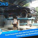 Pemasangan Hidrolik Ratio-H Bpk. Faisal, Bogor